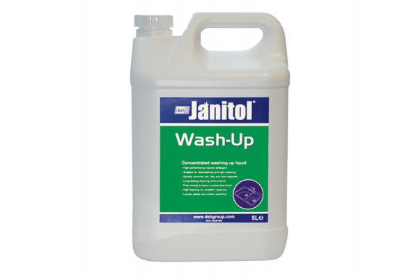Swarfega Janitol Wash-Up 5 Litre