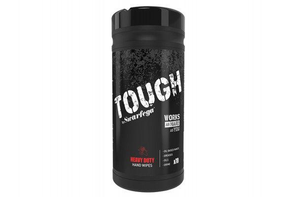 Swarfega Tough Hand Wipes Tub of 70