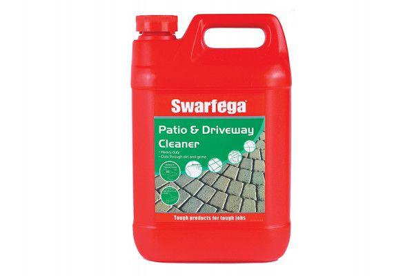 Swarfega Patio & Driveway Cleaner 5 Litre