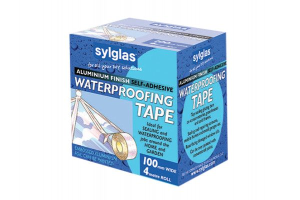 Sylglas, Aluminium Finish Waterproofing Tape