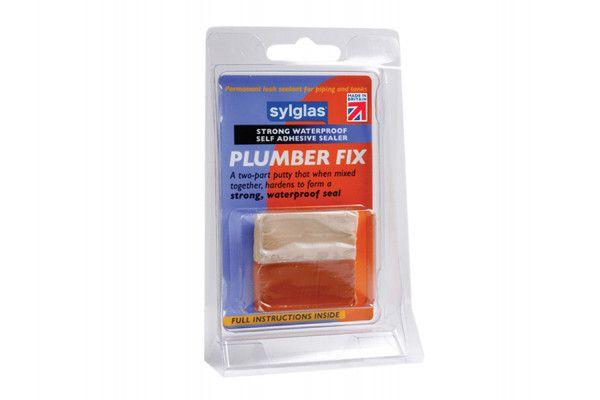 Sylglas Plumber Fix Leak Fixer Single 64g
