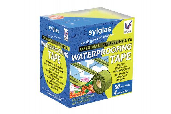 Sylglas Original Waterproofing Tape 50mm x 4m