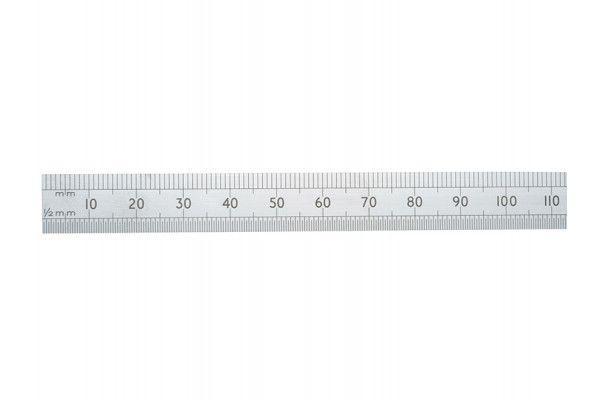Stanley Tools 64FR Rustless Rule 150mm / 6in