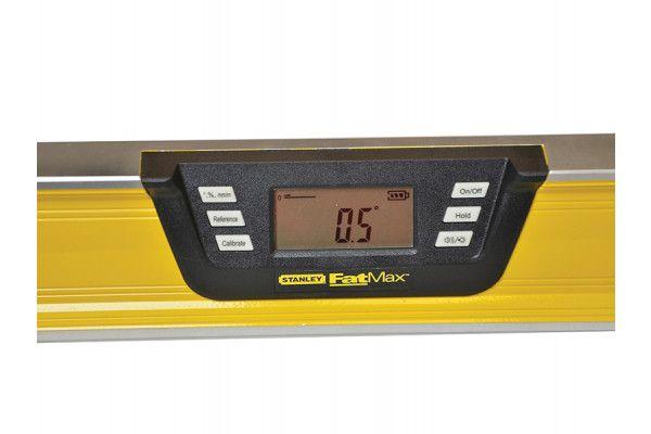 Stanley Tools FatMax® Digital Level 3 Vial 120cm