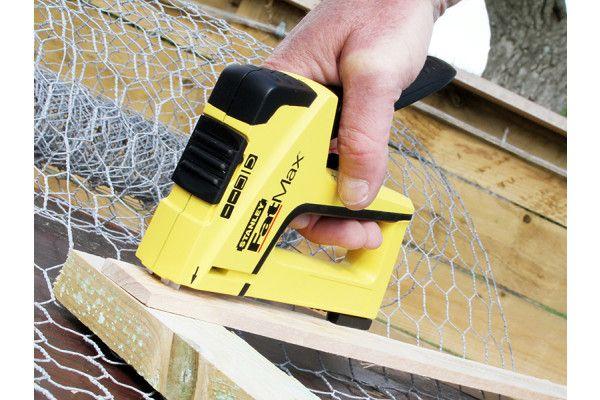 Stanley Tools FatMax® 4-in-1 Light-duty Stapler / Nailer