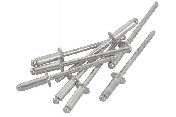 Stanley Tools 1-PAA44 Aluminium Rivets Medium 3mm (20)