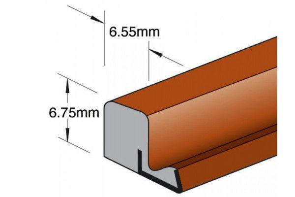 Trend AQ63/B/25 Aqua 63 Brown 25mm
