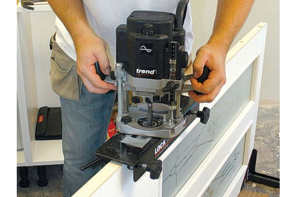 Trend Lock Jig for Router
