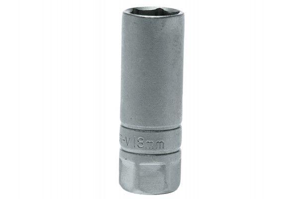 Teng Spark Plug Socket 1/2in Drive 18mm