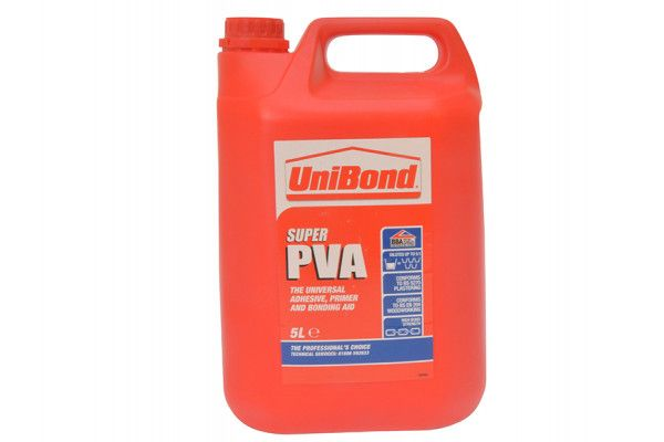 Unibond Super PVA 5 Litre