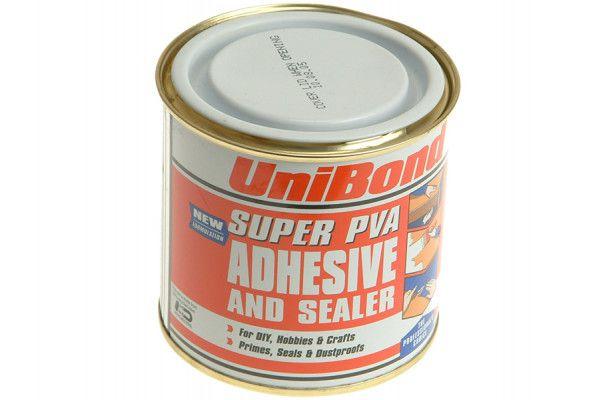 Unibond, Super PVA Adhesive and Sealer