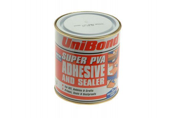 Unibond Super PVA Adhesive, Sealer and Primer 500ml
