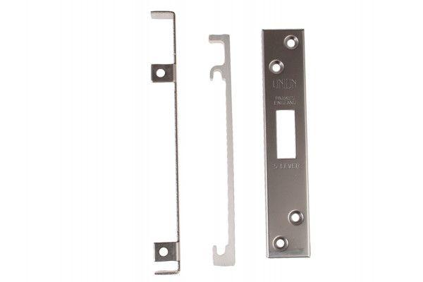 UNION J2954 Rebate Set - To Suit 2134E Satin Chrome 13mm Box