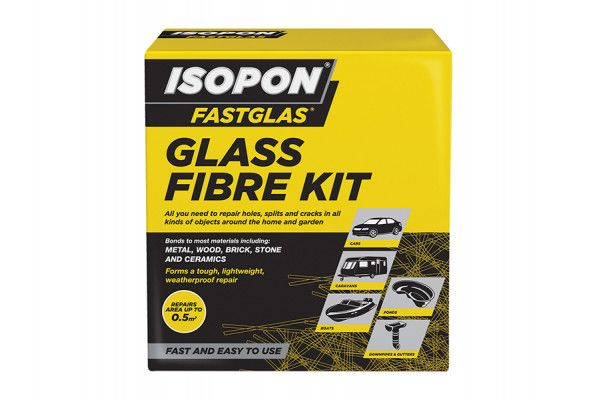 U-POL, ISOPON Fastglas Glass Fibre Kit