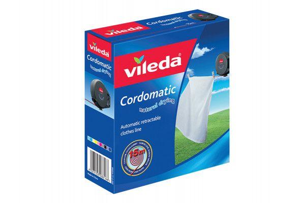 Vileda Cordomatic Washing Line 15m