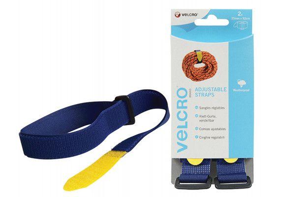 VELCRO® Brand, Hook & Loop Adjustable Straps
