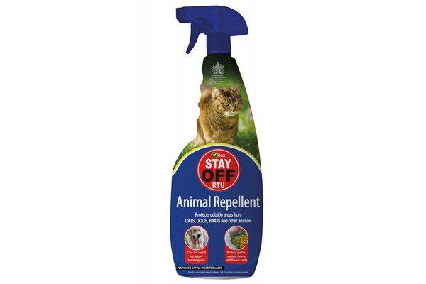 Vitax Stay Off Ready To Use Spray 750ml