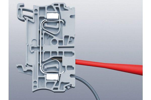 Wera Kraftform Plus 162iS VDE Slimline Screwdriver Phillips Tip PH2 x 100mm