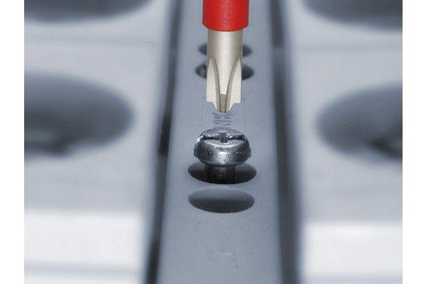 Wera Kraftform Plus 162iS VDE Slimline Combi Tip PHS1 x 80mm