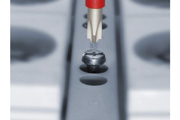 Wera Kraftform Plus 162iS VDE Slimline Combi Tip PHS2 x 100mm