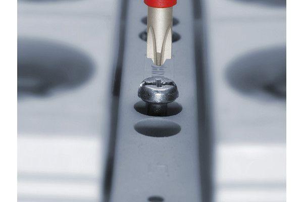 Wera Kraftform Plus 165iS VDE Slimline Combi Tip PZS1 x 80mm