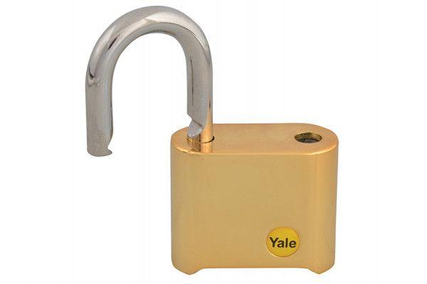 Yale Locks Y126 50mm Brass Combination Padlock