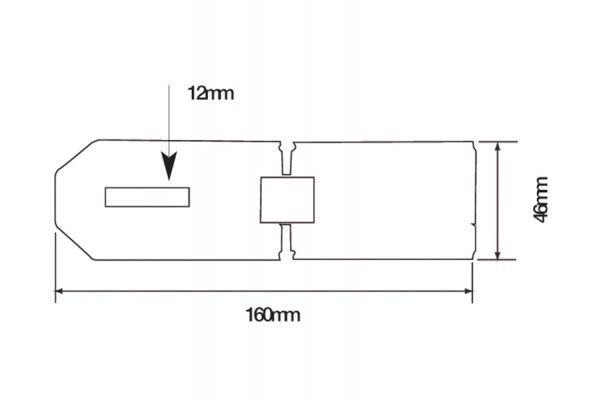 Yale Locks Y220 51mm Hinged Hasp & Weatherproof Padlock Set