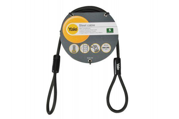 Yale Locks YCBL1 2 Metre Cable (8mm)