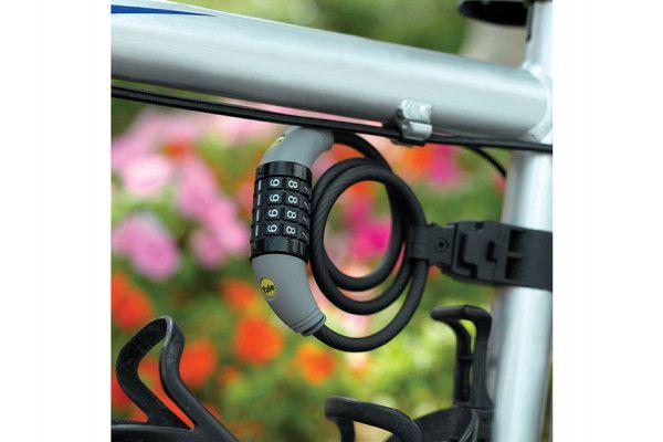 Yale Locks YCCL1 Combination Cable Bike Lock 60cm x 8mm