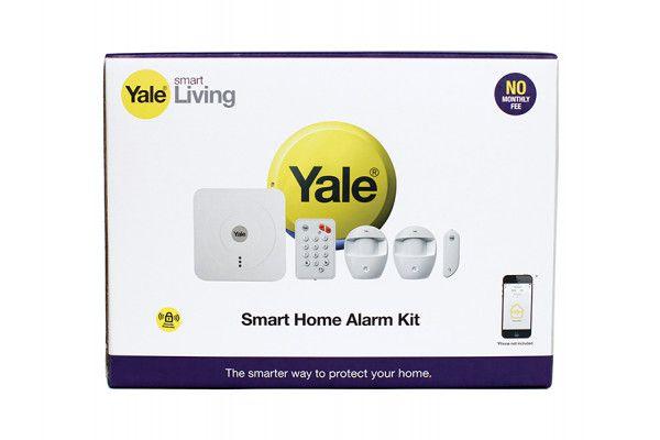 Yale Alarms SR-320 Smart Home Alarm Kit