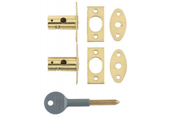 Yale Locks, 8001 Security Bolts
