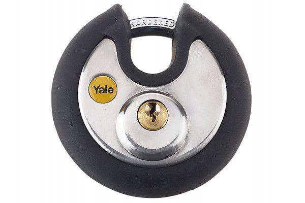 Yale Locks High Security Disc Padlock 70mm