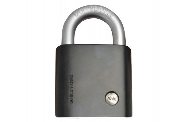 Yale Locks Y300 Maximum Security Steel Padlock 63mm