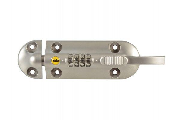 Yale Locks Y600 Combination Locking Bolt 120mm