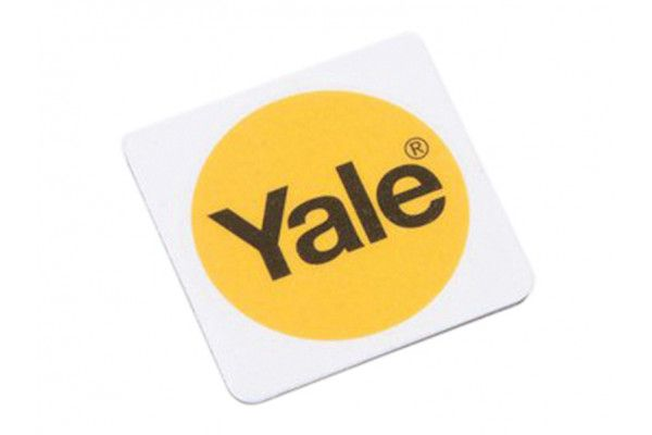 Yale Alarms White Keyless Connected Phone Tag