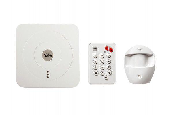 Yale Alarms SR-310 Smart Home Alarm Starter Kit