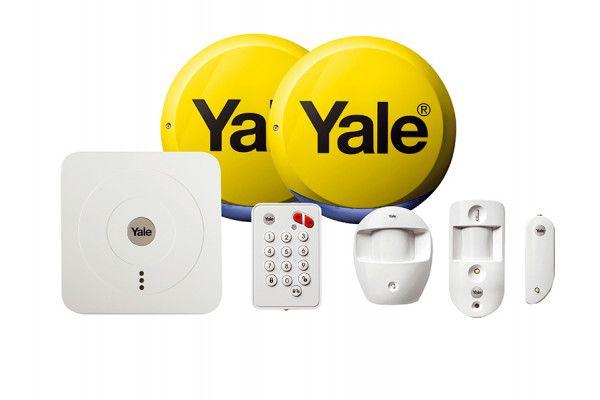 Yale Alarms SR-330 Smart Home Alarm & View Kit
