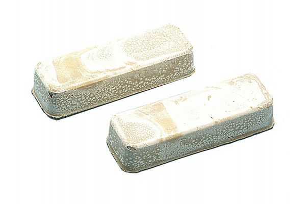 Zenith Profin Plastimax Polishing Bars - Buff (Pack of 2)