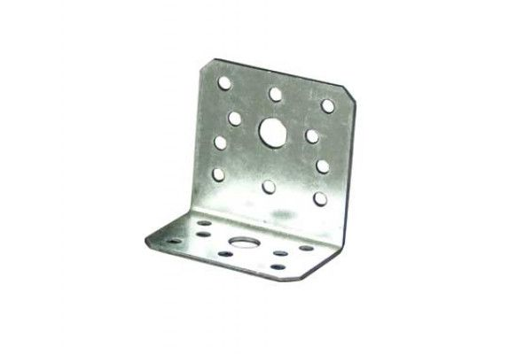 Building Fixings - Galvanised Angle Brackets