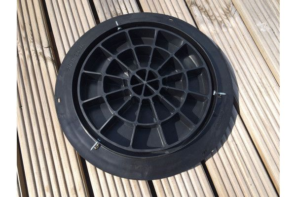 Manhole Covers - Polypropylene Inspection Chamber Cover