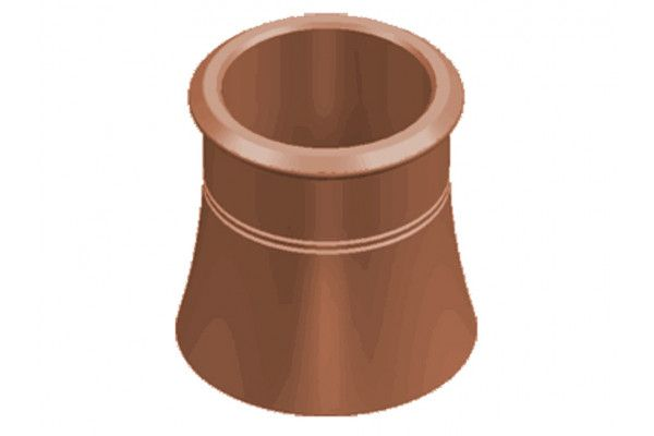 Chimney Pot - Cannon Head Pot (KYM)