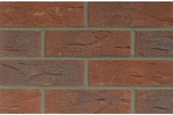 Forterra - Bricks - Clumber Red Mixture