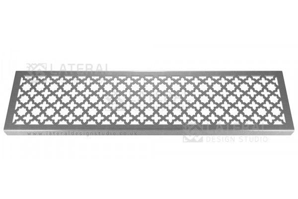 Aquascape - Drainage Channel Cover - Stainless Steel Grate - Columbus
