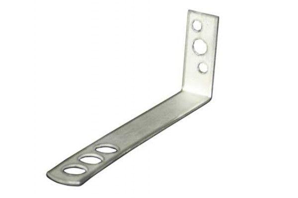 Building Fixings - Stainless Steel Door Frame Cramps - Box of 100
