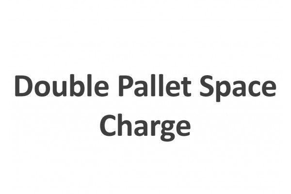 Double Pallet Space Delivery Charge - Non-Negotiable - Set by Pallet Delivery Network