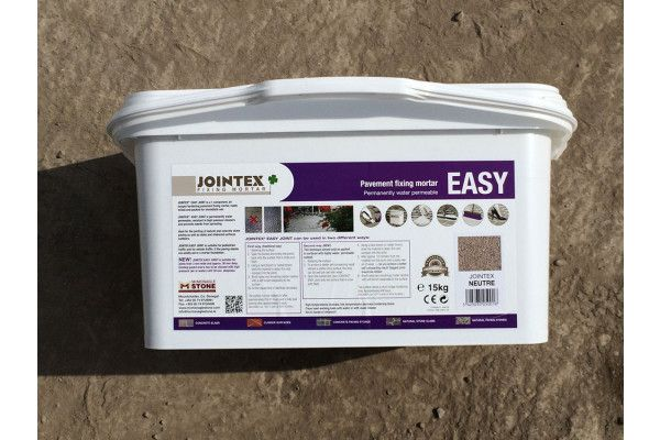 Jointex - Easy Joint - Pointing Mortar - Neutral (Sand) 15Kg