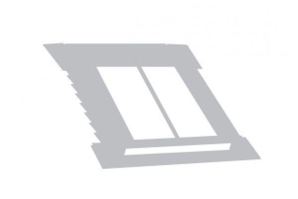 Keylite - Roof Flashing - Conservation Plain Tile