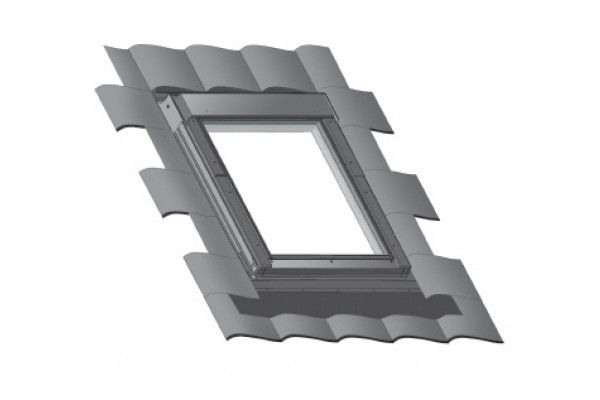 Keylite - Roof Flashing - Deep Tile