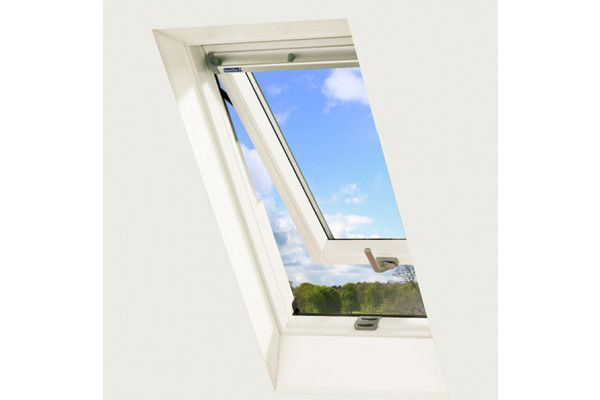 Keylite - Top Hung/Fire Escape Roof Window - White Finish