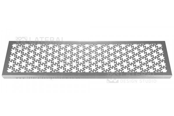 Aquascape - Drainage Channel Cover - Stainless Steel Grate - Razor